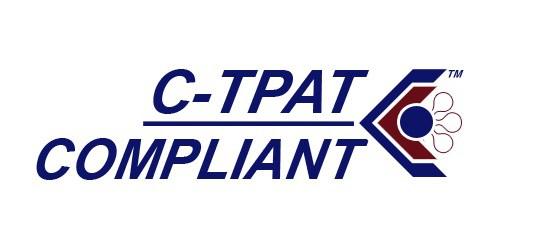 C-TPAT COMPLIANT